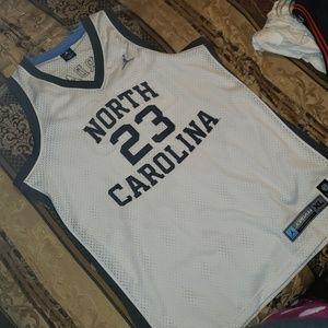 Authentic Jordan NC Jersey